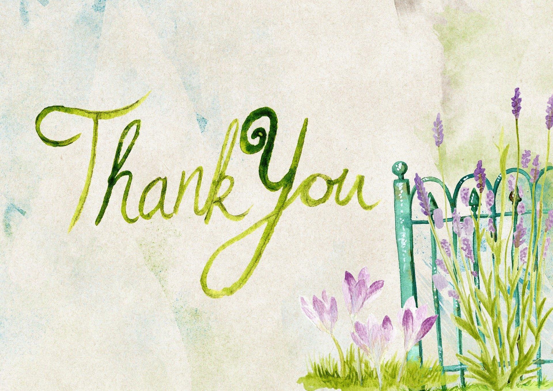 La gratitudine è un'abitudine che nel tempo migliora la vita