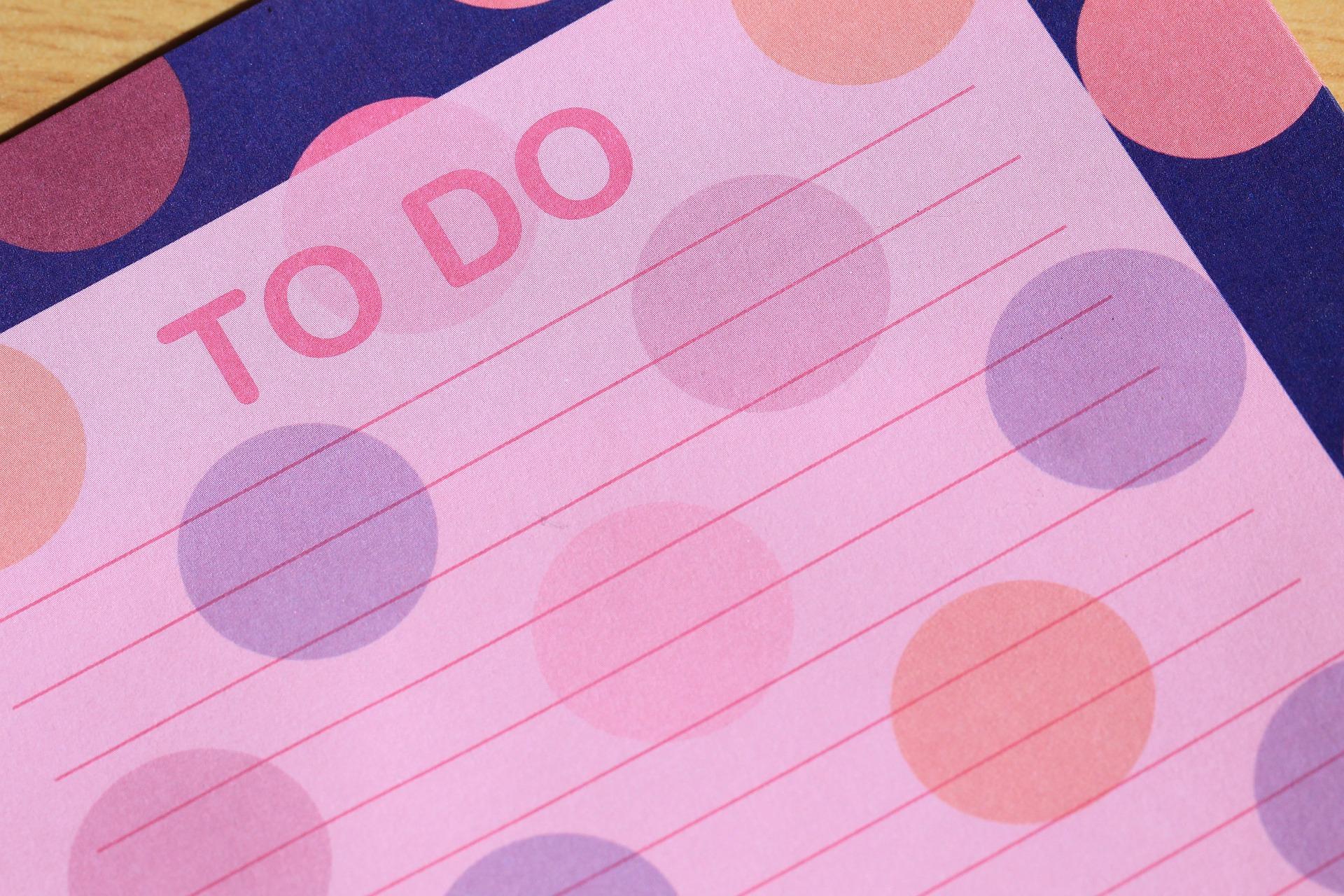 L'organizzazione la rincorri da sempre e quando ti ci avvicini cerchi di scapparle? 10 vantaggi dell'essere organizzati